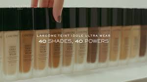 Lancome Absolue Foundation Color Chart Find Your Shade Find Your Power Foundation Shade Finder