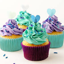 Teal Wedding Cupcakes Easybaked