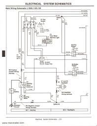 wiring diagram for john deere l100 wiring diagrams best wiring diagram for john deere l100