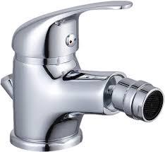 Bidet Armatur Bidetmischer Wasserhahn Waschtischarmatur Einhebelmischer Bad  Chrom: Amazon.de: Baumarkt