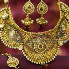 Amazing ideas indian bridal jewellery designs Sarees Nl Antique Broad Handmade Choker Grand Necklace Wedding Indian Bridal Indian Elegant Wedding Jewelry Amazing Ideas Indian Bridal Jewellery Designs Oblacoder Amazing Ideas Indian Bridal Jewellery Designs Oblacoder