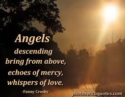 Angel Love Quotes Amazing Angel Love Quotes Entrancing Picture Quote Angels Descending Bring