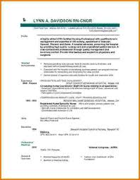 Nursing Resume Template Delectable Nursing Resume Template Free