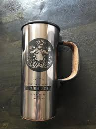 Every teacher can use a brand new coffee mug, especially if it reminds them of the amazing difference they're making in. Pike Place First Starbucks Travel Mug Cup Tumbler With Wooden Handle 1920799380