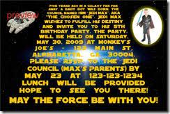 star wars birthday invite template star wars personalized birthday invitations lijicinu 6a6df0f9eba6