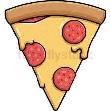 pizza slice clipart. Unique Slice Pepperoni Pizza Slice PNG  JPG And Vector EPS File Formats Infinitely  Scalable On Pizza Slice Clipart F