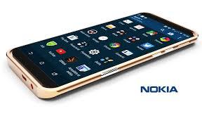 nokia 5 smartphone. segi desain nokia tetap tampil dengan sangat simple ini tetapi dari aura elegan melekat pada gadget 5 khususnya. smartphone m