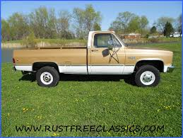 1984 84 Chevrolet Chevy K30 1 one ton 4x4 Four Wheel Drive Regular ...