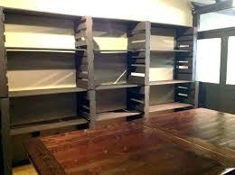 basement storage shelves home depot garage shelving build large size of building whit