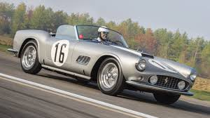 Here is the complete range of ferrari automobiles available for 2021. 1959 Ferrari 250 Gt Lwb California Sells For A Cool 18 Million