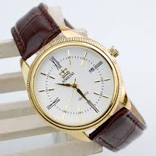 luxury watches leather straps best watchess 2017 brown leather strap watches for men best collection 2017