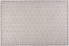 trio extra large wool rug 200 x 300cm grey selecthome uk