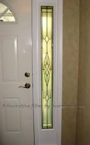 stephen s window sidelight privacy decorative window stained glass