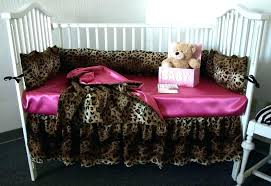 cheetah print crib bedding set cheetah print crib bedding set luxury animal print bedding images of