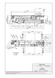 Mobile Crane Cad Blocks For Crane Lift Plans Tdkv