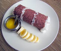 Healthy and Delicious Ragi Sweet Puttu