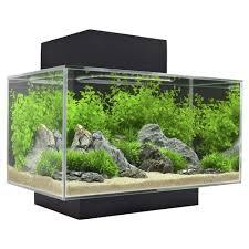 Fluval Spec V Black Slip On Led Light Fluval Edge Aquarium Kit Black 23 Litres