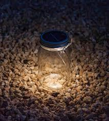 decorative solar lighting. Decorative Solar Light In Mason Jar With Handle - Home Garden Decoration Lighting O