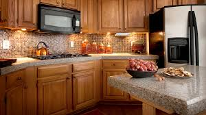 Beautiful Kitchen Countertops And Backsplashes Images Amazing - Granite kitchen counters