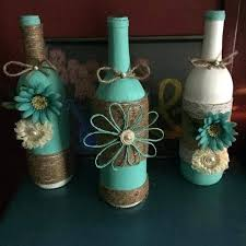 Ideas To Decorate Wine Bottles Wine Bottle Decorating Ideas Decorated Wine Bottles Table 96