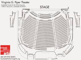 Asu Gammage Seating Chart Phx Stages Seating Charts