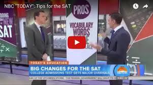 New SAT Writing practice test in NJ
