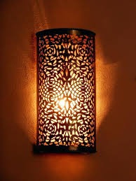 lighting for home decoration. Fancy Lights For Home Decoration Lamps And Wall Light Sconce Its Delicate Openwork Pattern Lighting