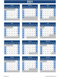 Bring a smile to every day by creating a personalized calendar for home, work, or as a thoughtful gift. Calendar 2021 Excel Templates Printable Pdfs Images Exceldatapro