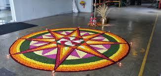 Simple Pookalam Design 60 Most Beautiful Pookalam Designs For Onam Festival Part 2