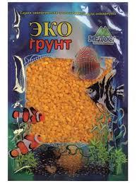 <b>Цветная мраморная крошка</b> 2-5mm 3 5kg Yellow г-1005 - НХМТ