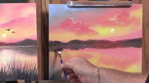 preview oil painting basics painting water reflections with wilson bickford you