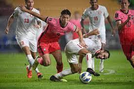 موعد مباراة لعبة العراق ولبنان عودة تصفيات كأس العالم توقيت العراق ولبنان -  كورة في العارضة