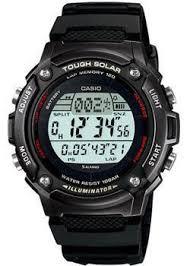 Casio <b>Часы</b> Casio W-S200H-1B. <b>Коллекция</b> Digital, Аксессуары ...