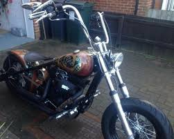 harley davidson bobber custom motorbikes for sale sell your