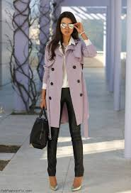for the perfect chic and fresh spring look combine your trench coat with fl print dress or a dress with another interesting print