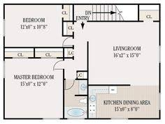 High Quality 750 Square Foot House Plans   Google Search Tiny House Plans, 2 Bedroom House  Plans