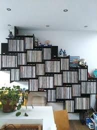 wall record holder vibrant ideas vinyl record shelves modest decoration best shelf on wall mounted vinyl