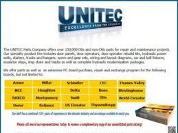 switches hoistway elevator world inc unitec parts company