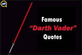 Darth Vader Quotes Adorable What Are The Most Impressive Darth Vader Quotes From Star Wars