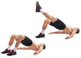 gymnastiek oefeningen voor thuis