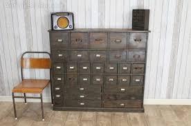 vintage and industrial furniture. Vintage Industrial Bank Of Drawers And Furniture
