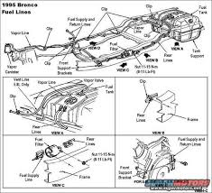 ford f dual fuel tank diagram vehiclepad 1983 ford bronco 90 96 fuel pump system pictures videos