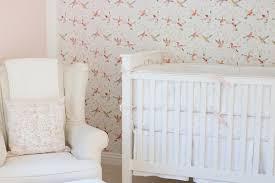 classic baby girl nursery