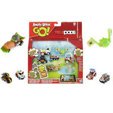 ANGRY BIRDS GO TELEPODS MULTIPACK DELUXE A6031 - 6867483910 - oficjalne  archiwum Allegro