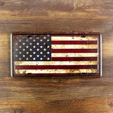 usa flag painting metal vintage garage poster retro plaques plaques intended for attractive house usa flag wall decor decor on painted wood american flag wall art with wooden american flag wall art andrews living arts very pertaining to