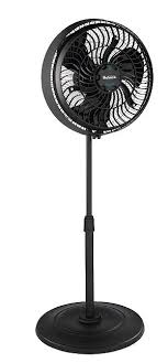 holmes outdoor pedestal misting fan