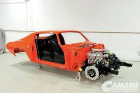 project orange krate cab insulaton wiring and dash install painted 1971 chevy