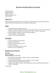 Special Business Management Resume Objective Business Management