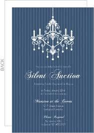 Auction Invitations Fundraising Invitations Fundraiser Invitation Template