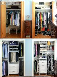 closet shelves ideas perfect bedroom on small storage organizers for